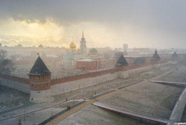 Очарование последнего снега