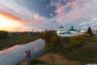 Суздаль, город-музей