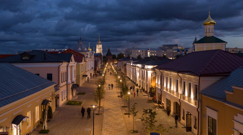 Созвездие музеев и Покровская церковь