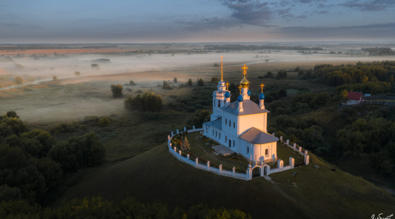 Истоки Дона — исток Руси