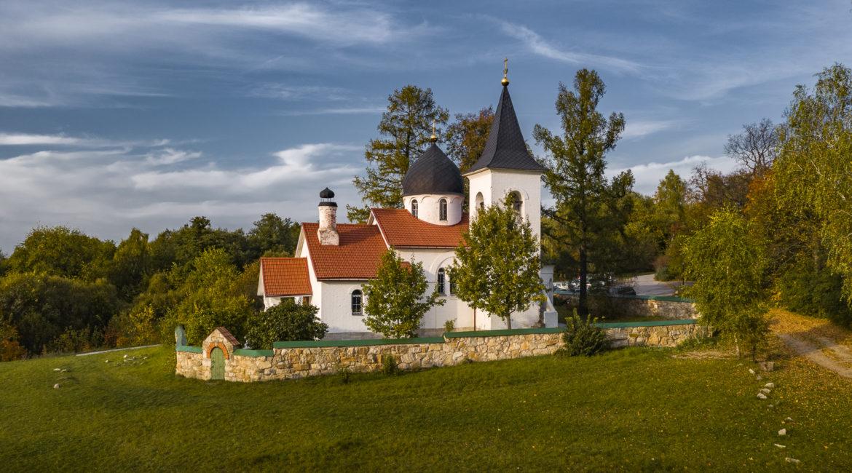 Церковь в Бехово